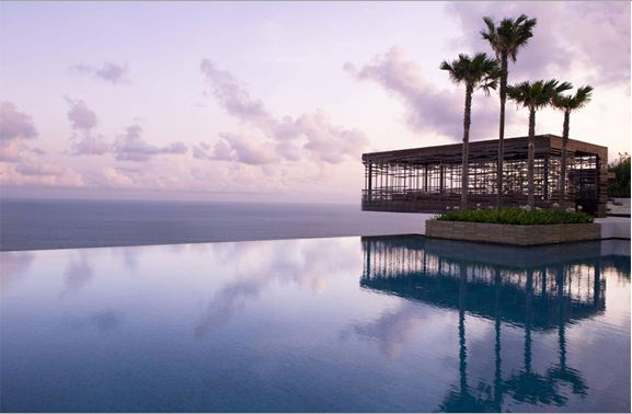 Alila Villas Resort, in Bali